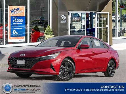 2021 Hyundai Elantra Preferred (Stk: 121-219) in Huntsville - Image 1 of 23