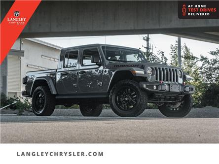 2020 Jeep Gladiator Rubicon (Stk: M652404A) in Surrey - Image 1 of 25