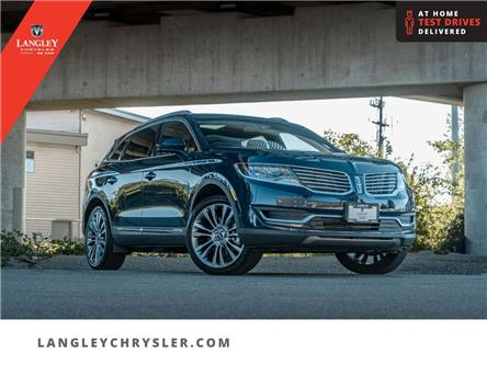 2018 Lincoln MKX Reserve (Stk: M582318A) in Surrey - Image 1 of 26
