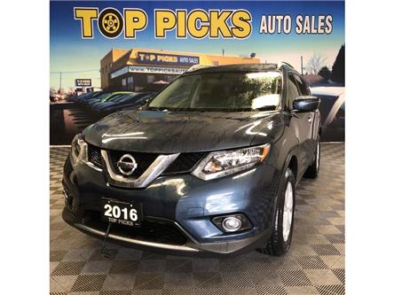 2016 Nissan Rogue SV (Stk: 878733) in NORTH BAY - Image 1 of 30