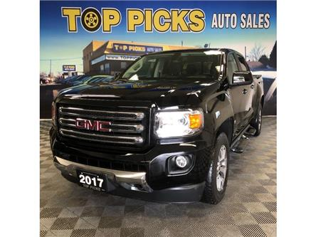 2017 GMC Canyon SLE (Stk: 308189) in NORTH BAY - Image 1 of 29