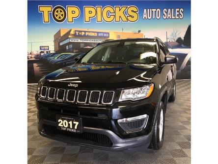 2017 Jeep Compass Sport (Stk: 641581) in NORTH BAY - Image 1 of 29