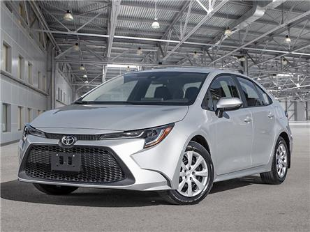 2021 Toyota Corolla LE (Stk: D211762) in Mississauga - Image 1 of 21