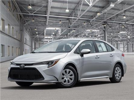 2022 Toyota Corolla LE (Stk: D220024) in Mississauga - Image 1 of 19