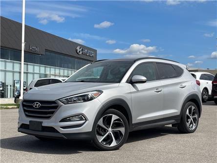 2016 Hyundai Tucson Limited (Stk: 4477) in Brampton - Image 1 of 27