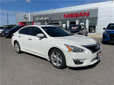 2015 Nissan Altima 2.5 SL (Stk: M0004A) in Chatham - Image 1 of 23