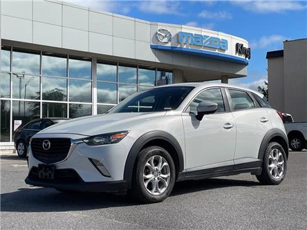 2017 Mazda CX-3 GS (Stk: 21T149A) in Kingston - Image 1 of 2