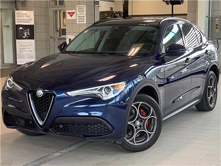 2018 Alfa Romeo Stelvio Base (Stk: PL21110) in Kingston - Image 1 of 30