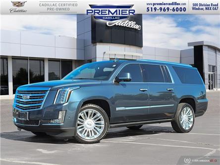 2020 Cadillac Escalade ESV Platinum (Stk: TR52895) in Windsor - Image 1 of 30