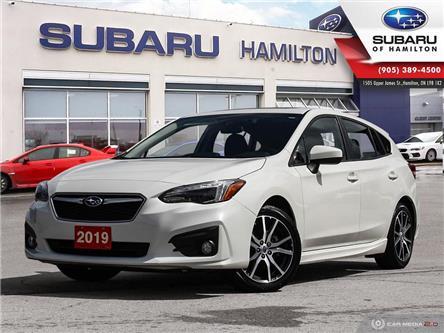 2019 Subaru Impreza Sport (Stk: U1761) in Hamilton - Image 1 of 29