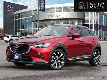 2019 Mazda CX-3 GT (Stk: 210599A) in Whitby - Image 1 of 27
