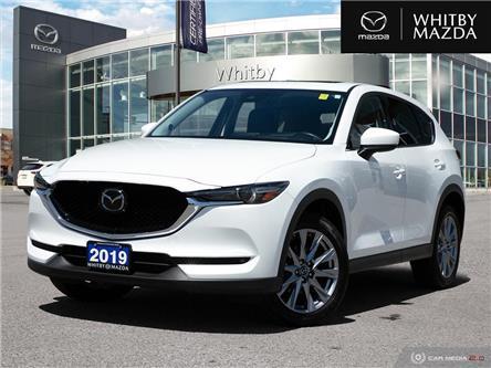 2019 Mazda CX-5 GT w/Turbo (Stk: P17823) in Whitby - Image 1 of 27