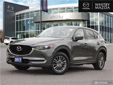 2017 Mazda CX-5 GS (Stk: P17794) in Whitby - Image 1 of 27