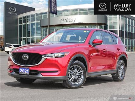2021 Mazda CX-5 GS (Stk: P17843) in Whitby - Image 1 of 27