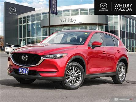 2017 Mazda CX-5 GS (Stk: P17851) in Whitby - Image 1 of 27