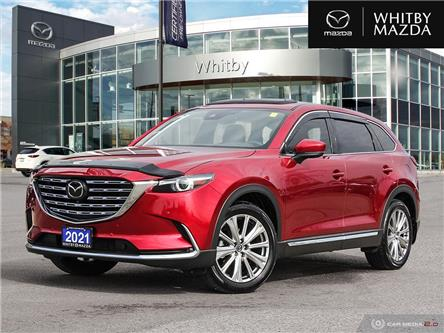 2021 Mazda CX-9 Signature (Stk: P17857) in Whitby - Image 1 of 27