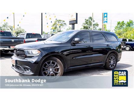 2017 Dodge Durango R/T (Stk: 2103442) in OTTAWA - Image 1 of 22