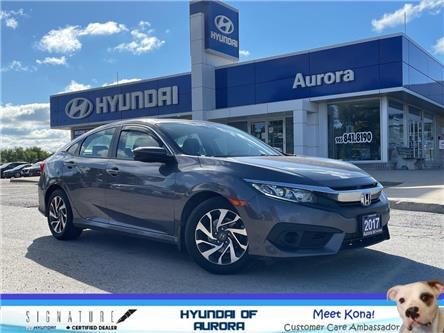 2017 Honda Civic EX (Stk: 226851) in Aurora - Image 1 of 21