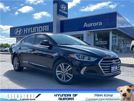 2018 Hyundai Elantra  (Stk: L5299) in Aurora - Image 1 of 20