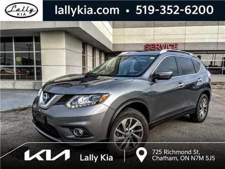 2015 Nissan Rogue SL (Stk: KSOR2562A) in Chatham - Image 1 of 18