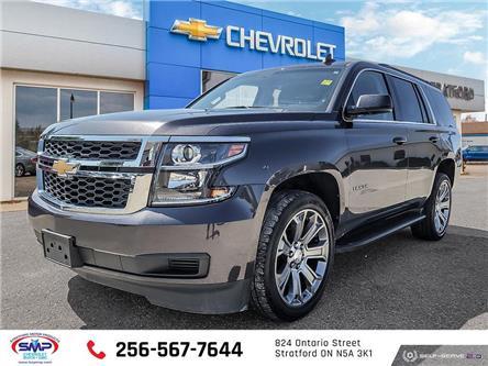2018 Chevrolet Tahoe LT (Stk: T4054A) in Stratford - Image 1 of 25