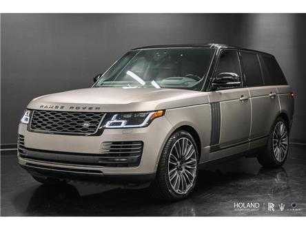 2021 Land Rover Range Rover P525 Autobiography (Stk: SALGV2) in Montreal - Image 1 of 30