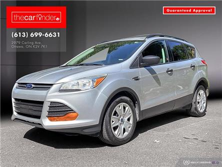 2014 Ford Escape S (Stk: FIND0026A) in Ottawa - Image 1 of 24