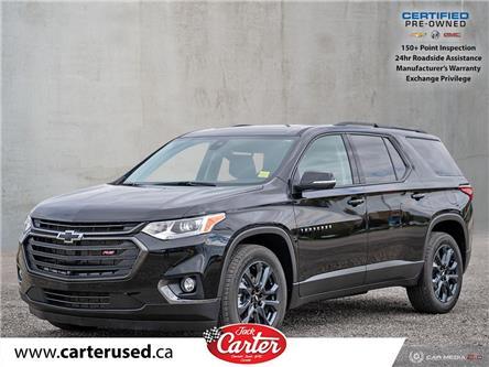 2021 Chevrolet Traverse RS (Stk: 54984U) in Calgary - Image 1 of 27