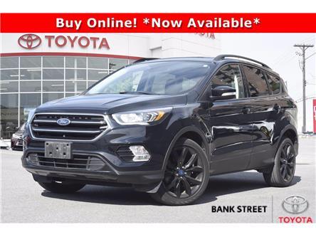 2017 Ford Escape Titanium (Stk: 19-29469A) in Ottawa - Image 1 of 25