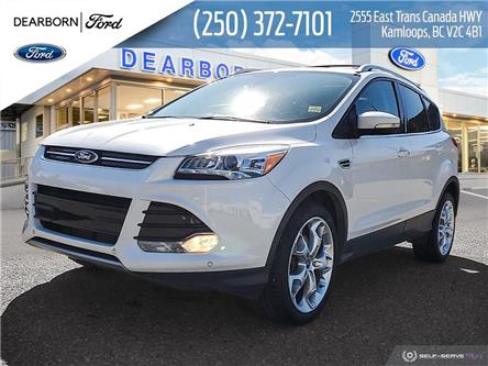 2013 Ford Escape Titanium (Stk: RM291A) in Kamloops - Image 1 of 26
