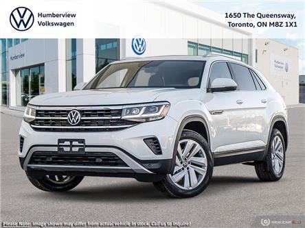 2021 Volkswagen Atlas Cross Sport 3.6 FSI Highline (Stk: 98941) in Toronto - Image 1 of 23