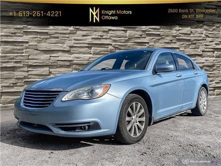 2012 Chrysler 200 Touring (Stk: 20) in Ottawa - Image 1 of 25