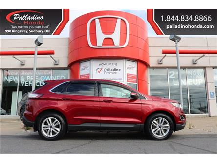 2016 Ford Edge SEL (Stk: 23330B) in Greater Sudbury - Image 1 of 34