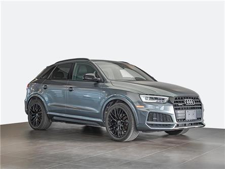 2018 Audi Q3 2.0T Technik (Stk: PM954) in Nepean - Image 1 of 21