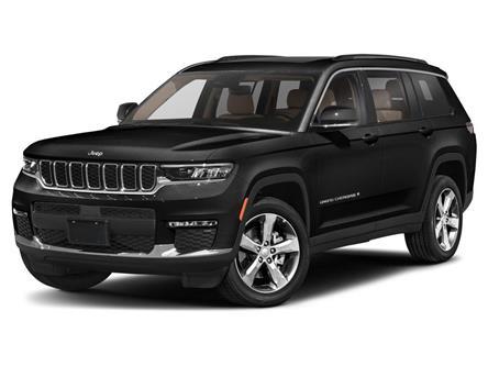 2021 Jeep Grand Cherokee L Laredo (Stk: LC21343) in London - Image 1 of 9
