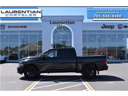 2019 RAM 1500 Classic ST (Stk: 21369A) in Greater Sudbury - Image 1 of 27