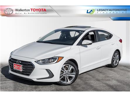 2018 Hyundai Elantra GLS (Stk: PM084A) in Walkerton - Image 1 of 20