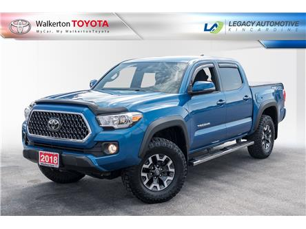 2018 Toyota Tacoma TRD Off Road (Stk: 21358A) in Kincardine - Image 1 of 19