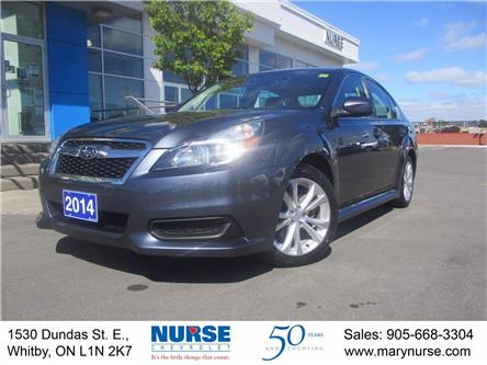 2014 Subaru Legacy 2.5i Limited Package (Stk: 10X547A) in Whitby - Image 1 of 27
