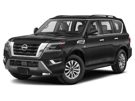 2021 Nissan Armada Platinum (Stk: 21190) in Sarnia - Image 1 of 9
