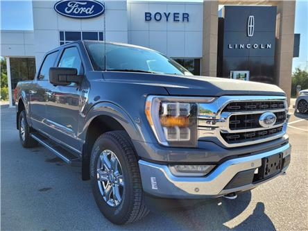 2021 Ford F-150 XLT (Stk: F3258) in Bobcaygeon - Image 1 of 25