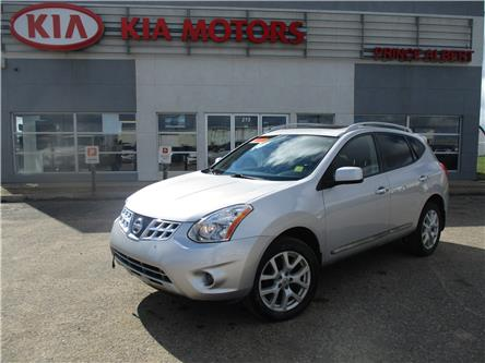 2011 Nissan Rogue SV (Stk: B4209A) in Prince Albert - Image 1 of 6