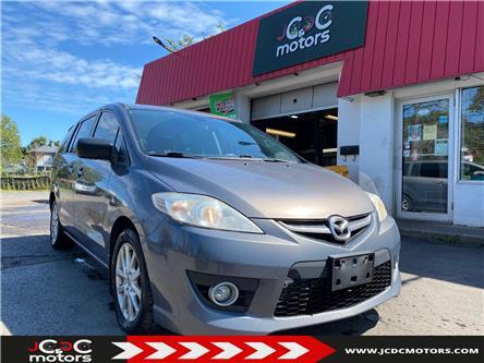2010 Mazda Mazda5 GS (Stk: ) in Cobourg - Image 1 of 20