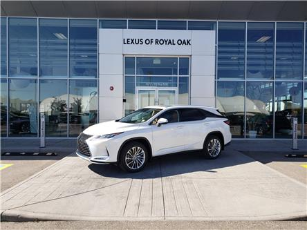 2022 Lexus RX 350 L AWD EXECUTIVE 7 (Stk: L22000) in Calgary - Image 1 of 13
