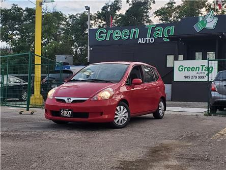 2007 Honda Fit LX (Stk: 5634) in Mississauga - Image 1 of 26