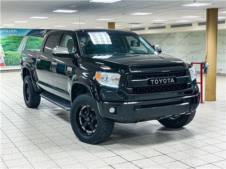 2015 Toyota Tundra Platinum 5.7L V8 (Stk: 6061) in Calgary - Image 1 of 22