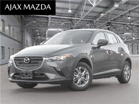 2021 Mazda CX-3 GS (Stk: 21-1775) in Ajax - Image 1 of 23