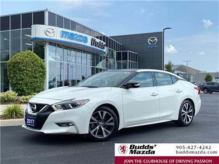 2017 Nissan Maxima SL (Stk: 17533A) in Oakville - Image 1 of 22