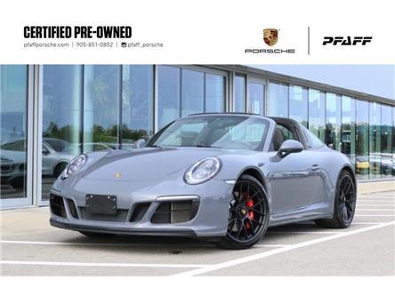 2019 Porsche 911 Targa 4 GTS PDK (Stk: U9929) in Vaughan - Image 1 of 30