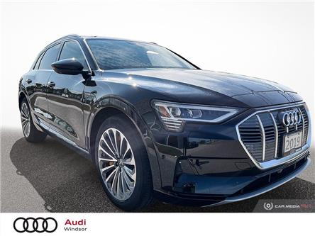 2019 Audi e-tron 55 Technik (Stk: 20667) in Windsor - Image 1 of 30